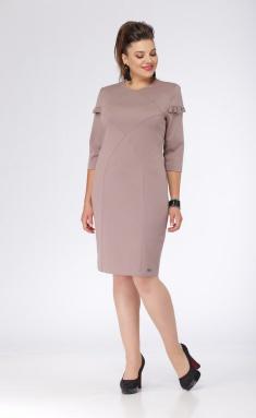 Dress Angelina Design Studio 0332 bezh