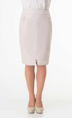 Skirt Elite Moda 3341 bezh