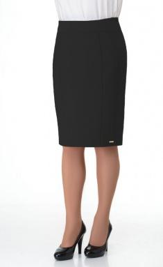 Skirt Elite Moda 3365 chernyj