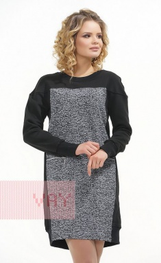 Dress Newvay 3374 chern/berezka