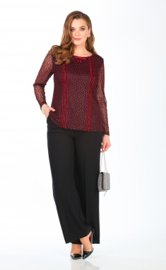 Blouse Elletto 3379 bord