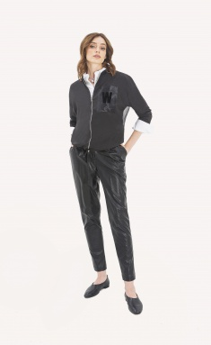 Trousers Elletto Life 2182 chern