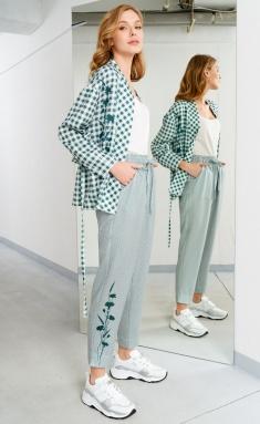 Trousers Art Ribbon M3447B