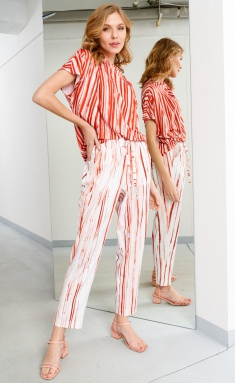 Trousers Art Ribbon M3478B