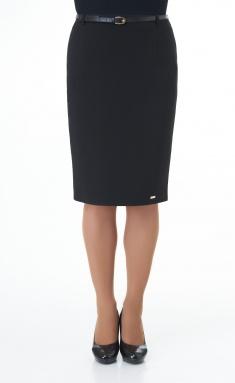 Skirt Elite Moda 3481 chernyj
