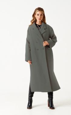 Coat Elletto Life 3496 xaki