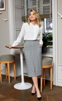 Skirt Liberty 350WHI