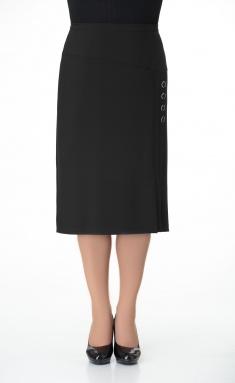 Skirt Elite Moda 3512 chern
