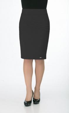 Skirt Elite Moda 3519 chernyj