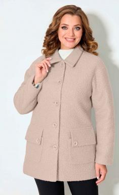 Coat Asolia 3523 kofe s mol