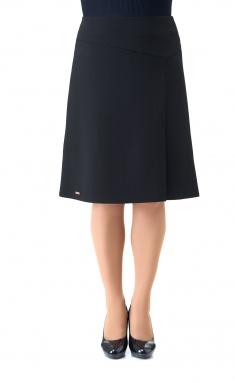 Skirt Elite Moda 3529 chernyj