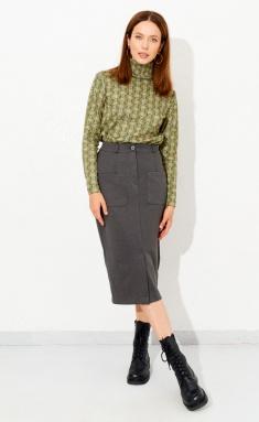 Skirt Art Ribbon M3553Y