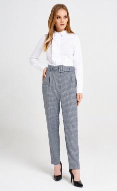 Trousers Panda 35560z sero-gol