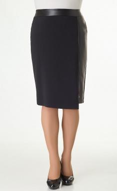 Skirt Elite Moda 3566 chern