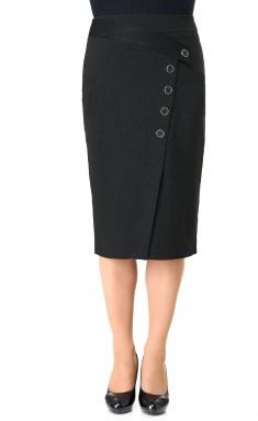 Skirt Elite Moda 3593 grafit