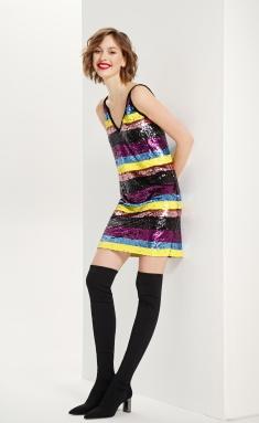 Dress Prestige 3603/170 multikol