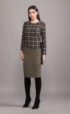 Dress OLEGRAN 3673