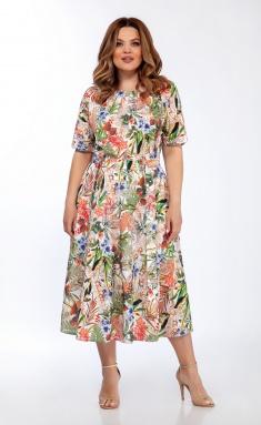 Dress Sale 3739 svetlyj print