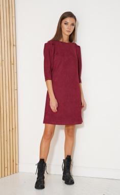 Dress Fantazia Mod 3792 bordo