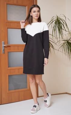 Dress Fantazia Mod 3862 chern