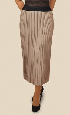 Skirt Klever 0390 bezh