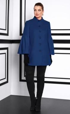Coat Lissana 3933 lazur