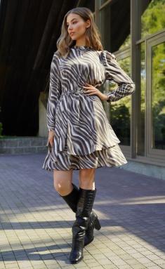 Dress Prestige 3945/170 multikol