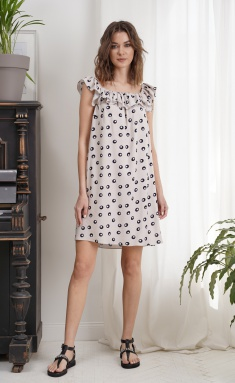 Dress Fantazia Mod 3988