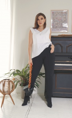Trousers, overalls, shorts BegiModa 6005 chyornyj