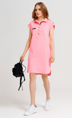 Dress Panda 40280z roz
