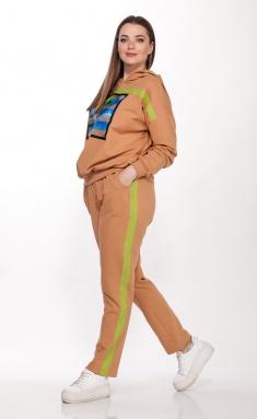 Trousers Belinga 4032 t.pesok