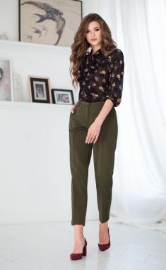 Trousers Juanta 4035 xaki