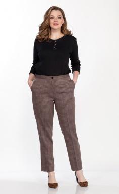 Trousers Belinga 4037 korichnevyj/kl.