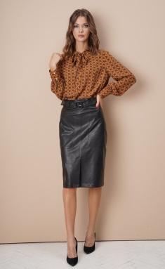 Skirt Fantazia Mod 4037 chern