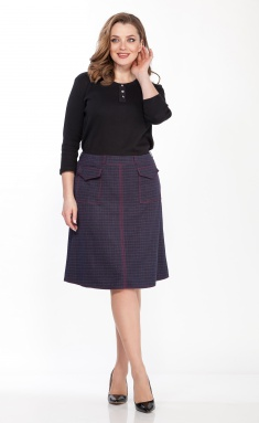 Skirt Belinga 4038 sinij kl.