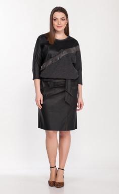 Skirt Belinga 4043 chern