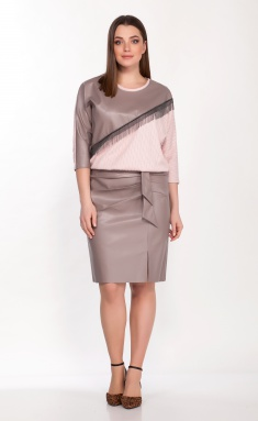Skirt Belinga 4043 roz