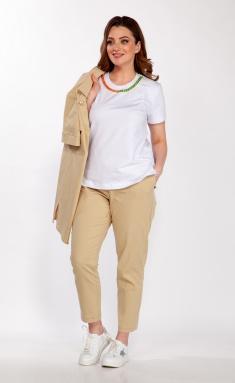 Trousers Belinga 4055 pesok
