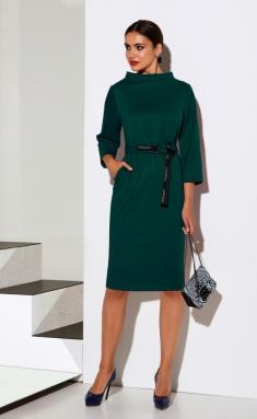 Dress Lissana 4060 temn.izumr