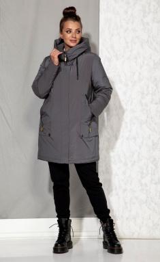 Coat Beautiful & Free 4062 grafit