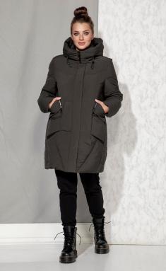 Coat Beautiful & Free 4065 grafit