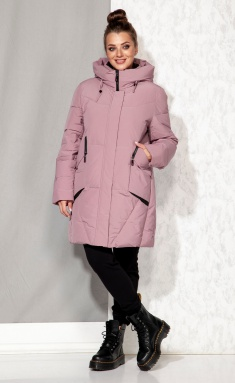 Coat Beautiful & Free 4065 rozovyj