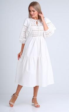 Dress Flovia 04072 beloe