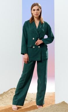 Suit Prestige 4106/170 temno-zelenyj