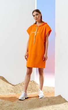 Dress Prestige 4118/170 korallovyj