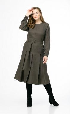 Dress MALI 4125 xaki