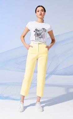 Trousers Prestige 4167/170 zhyoltyj