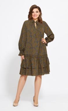 Dress Mubliz 418 xaki