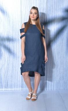 Dress MALI 419-010 t.sin