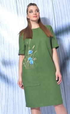 Dress MALI 419-014 zel